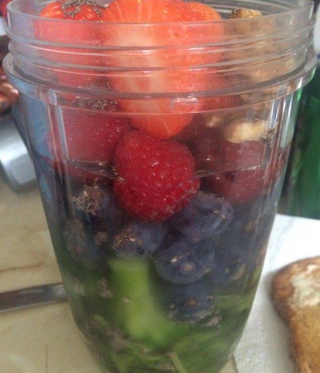 Nutribullet Recipe Ideas