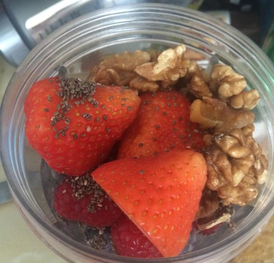 Nutribullet: Favourite Smoothie Recipe