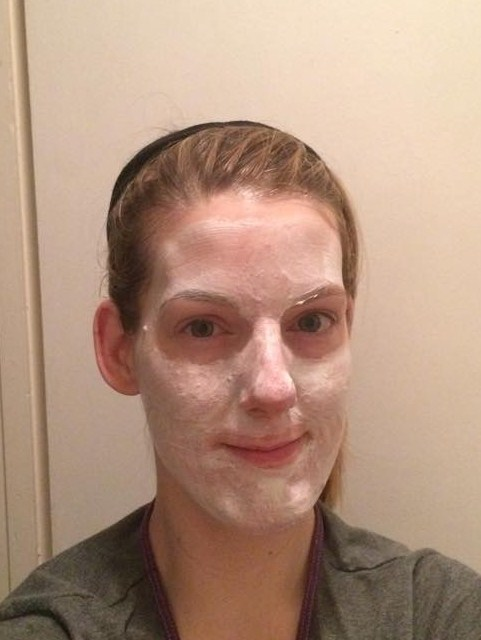 Organic Pharmacy Purifying Seaweed Clay Mask Review