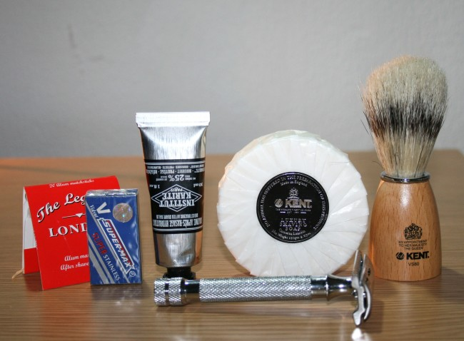 Primal Man Shave Club Contents Review