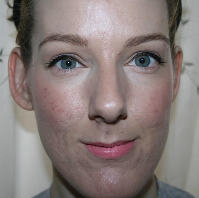Smashbox Be Legendary Matte Lipstick Pink Paris Matte Swatches Up Close FOTD