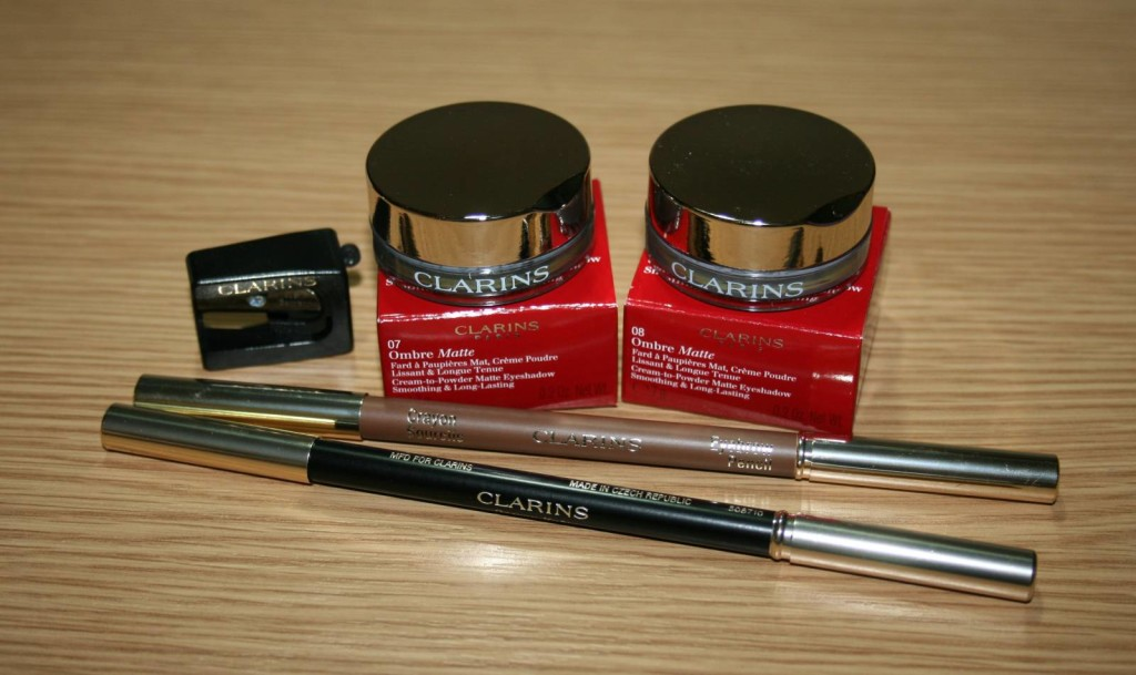Clarins AW15 Colour Eye Launches