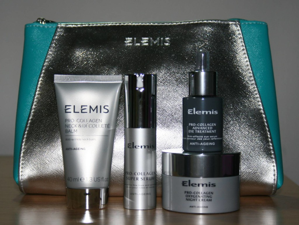 Elemis QVC TSV September 2015: Pro-Collagen Visible Results Collection