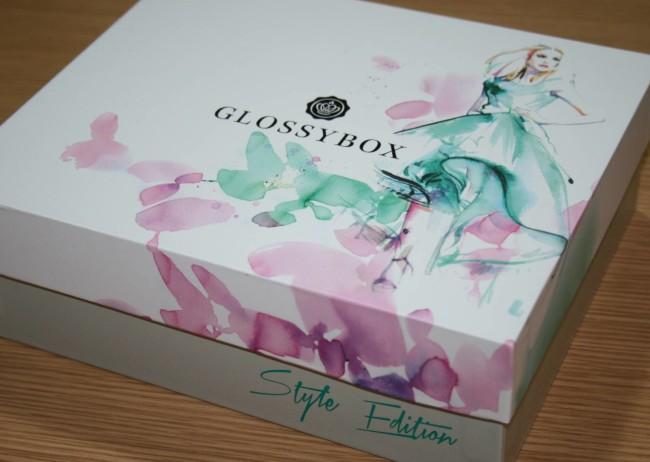 Glossybox September 2015