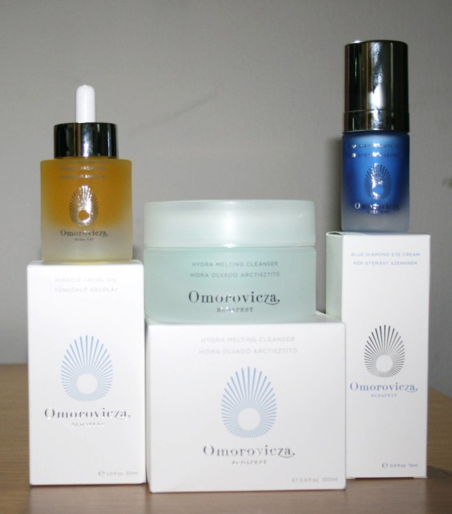 Omorovicza New Launches
