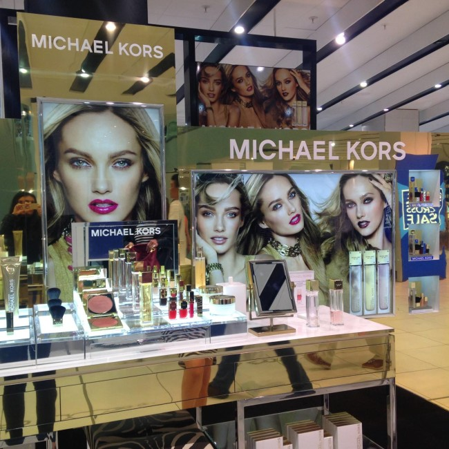 Michael Kors Pop-up