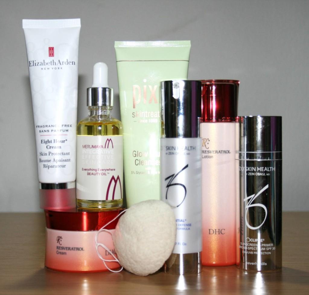 Morning Skincare Routine – September 2015