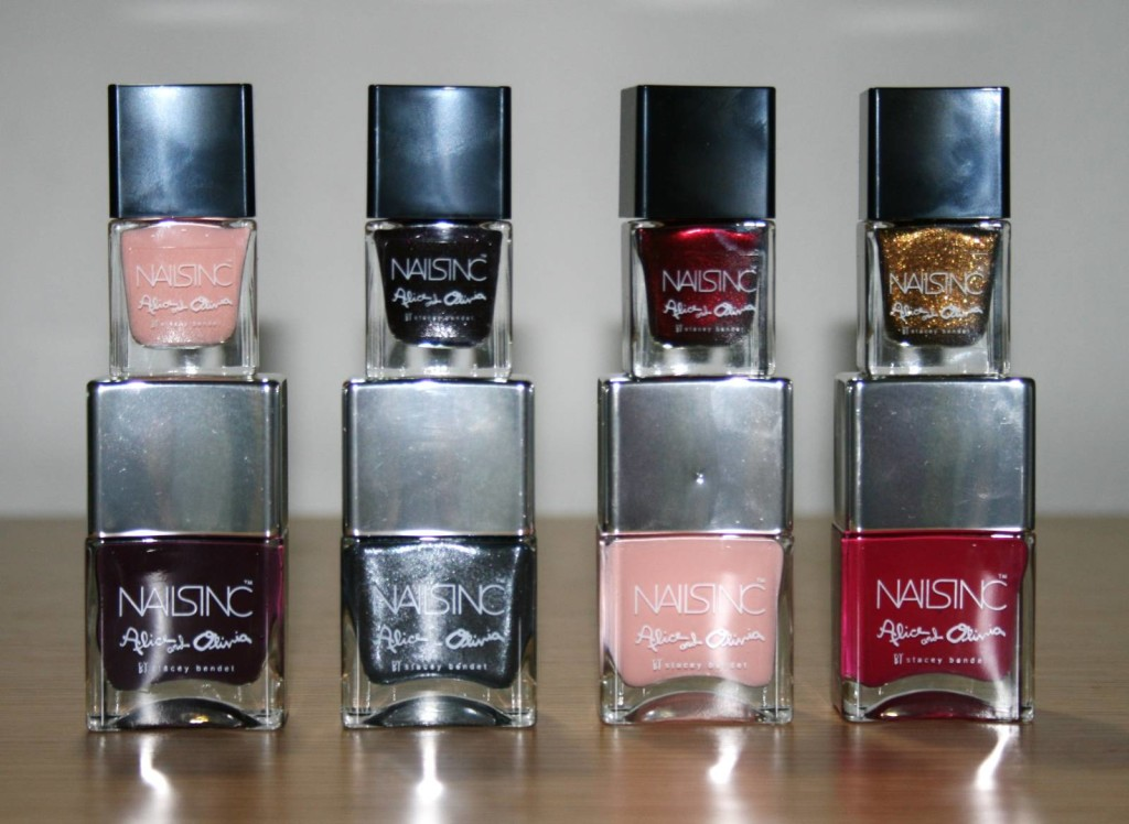 Nails Inc X Alice & Olivia Collaboration
