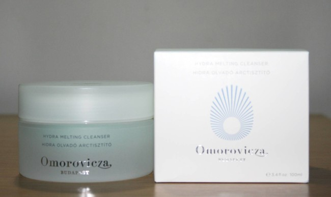 Omorovicza Hydra Melting Cleanser Review