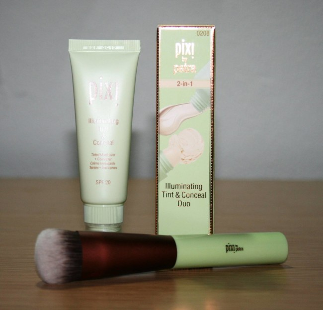 Pixi Illuminating Tint & Conceal Review