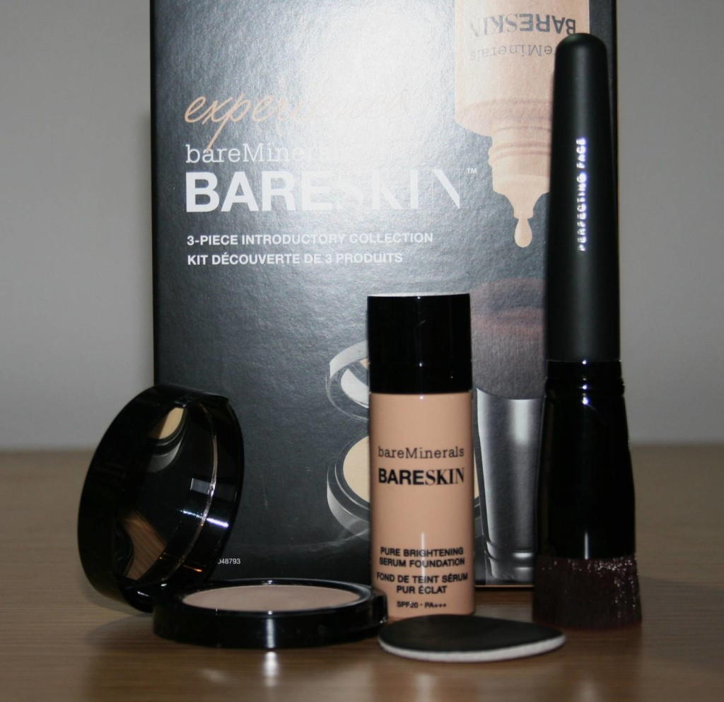 bareMinerals Experience bareSkin Beauty Kit