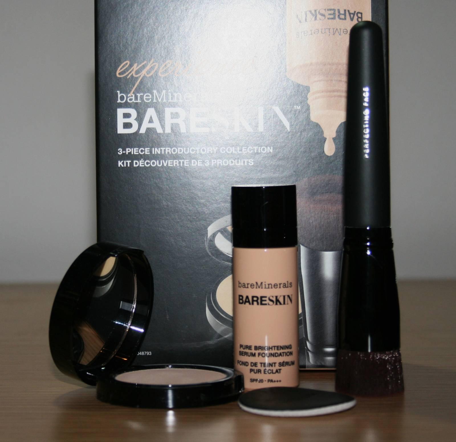 bareMinerals Experience bareSkin Beauty Kit - Beauty Geek UK