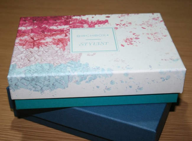 Birchbox October 2015 Contents Review Stylist Box