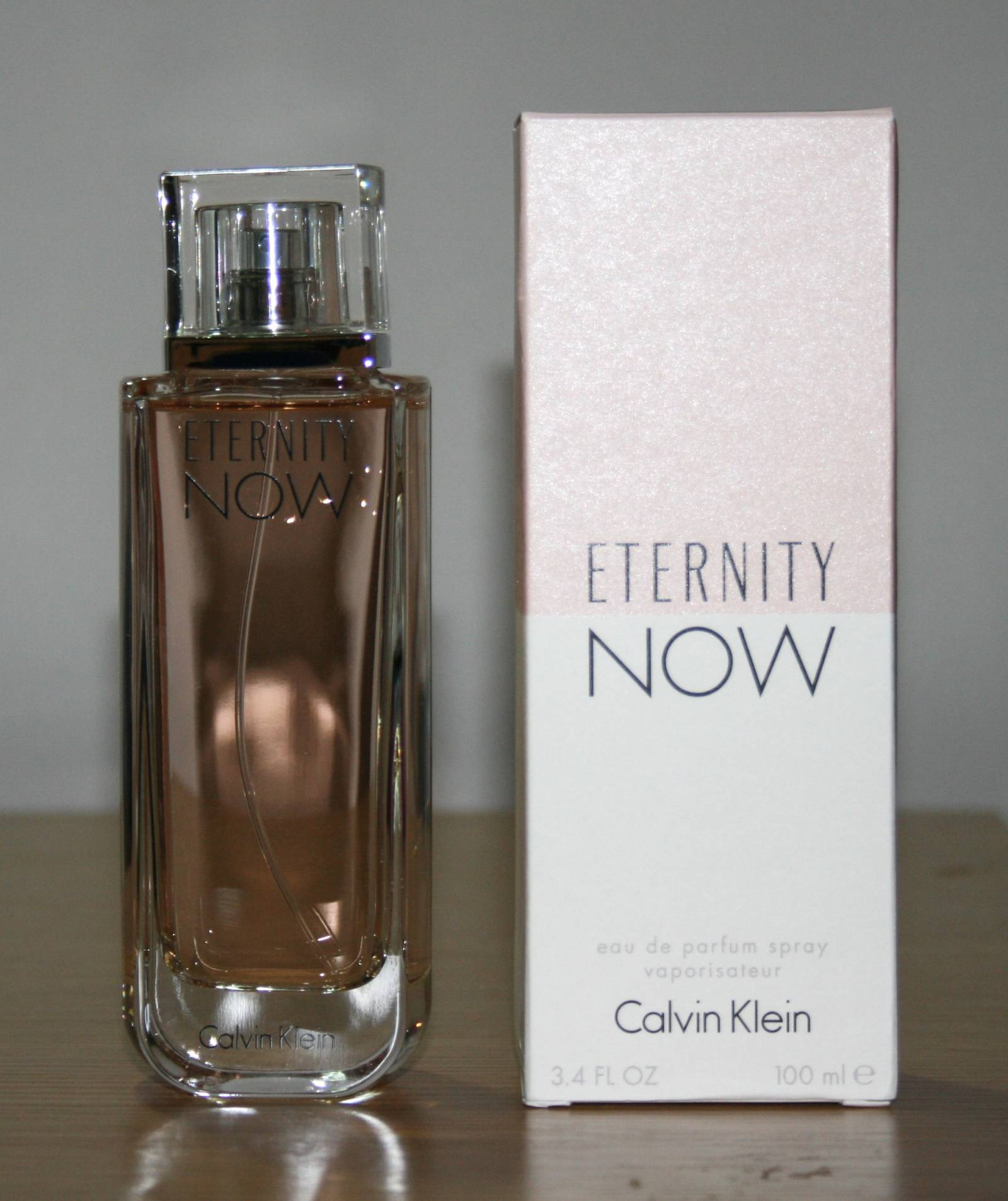 Opiniones Perfume Eternity Now Calvin Klein