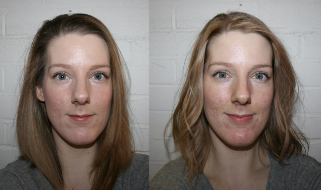 Charles Worthington Before and After Cut and Colour