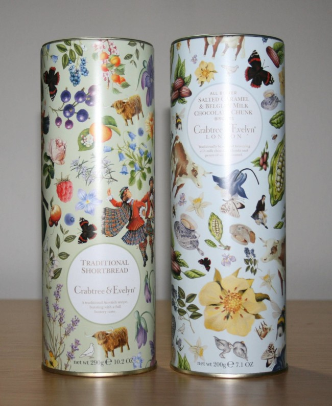 Crabtree & Evelyn Biscuits