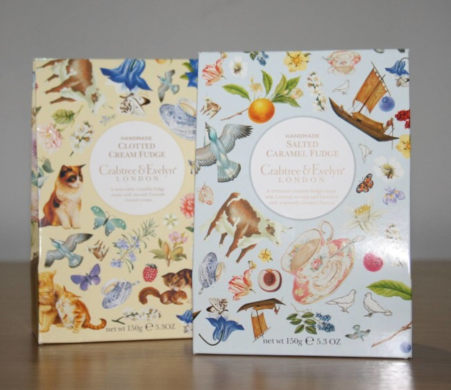 Crabtree & Evelyn Fudge