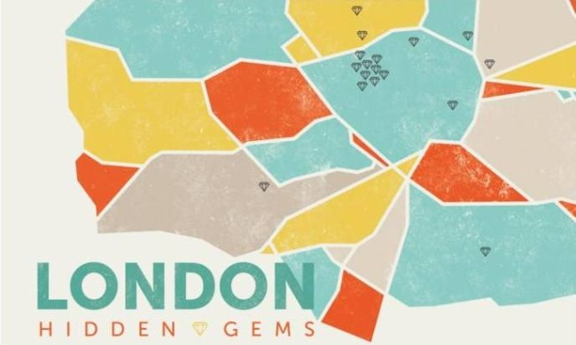 Hidden Foodie Gems of London