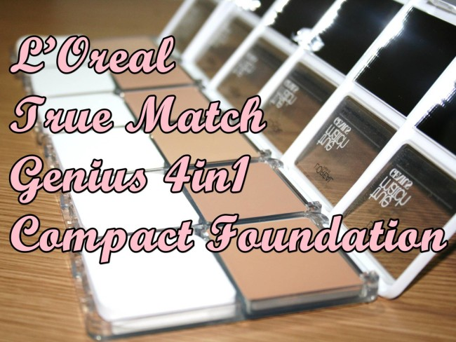 L'Oreal True Match Genius Foundation Reviewed