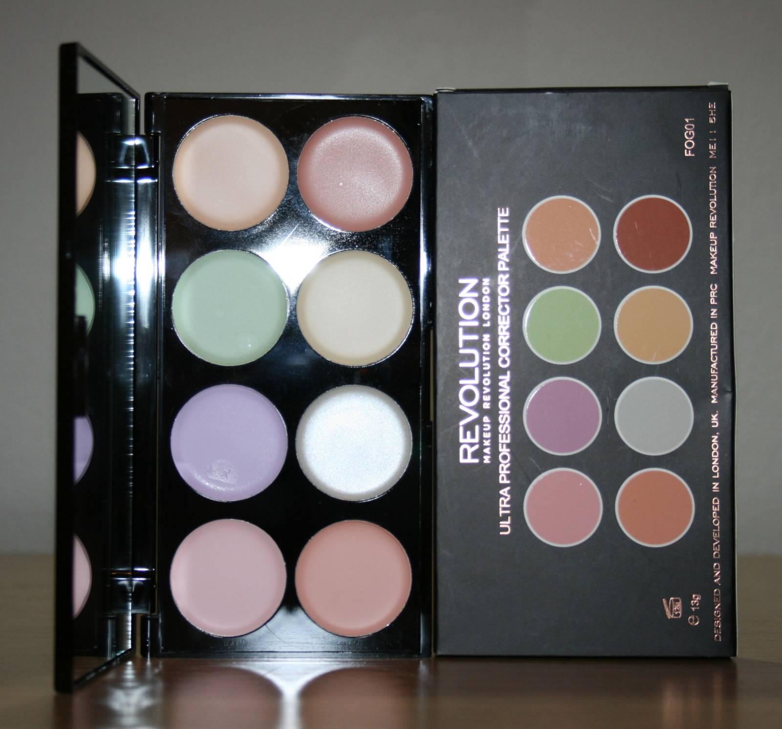 makeup revolution ultra bronze palette review makeup. Black Bedroom Furniture Sets. Home Design Ideas