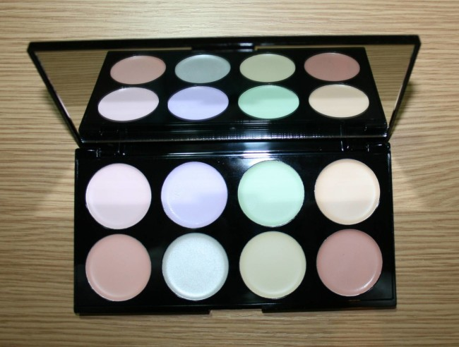 Makeup Revolution Ultra Base Corrector Palette Reviews