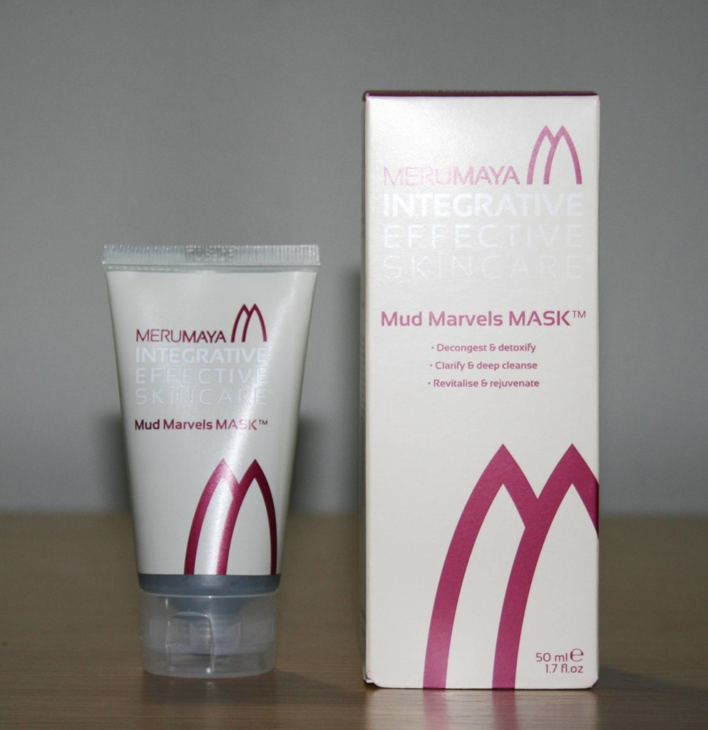 Mask Monday: Merumaya Mud Marvels Mask