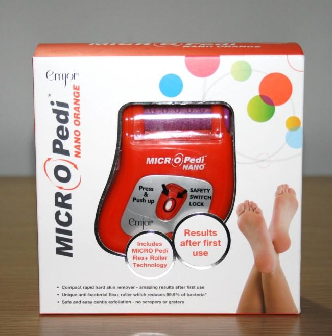 Micro Pedi Nano Review