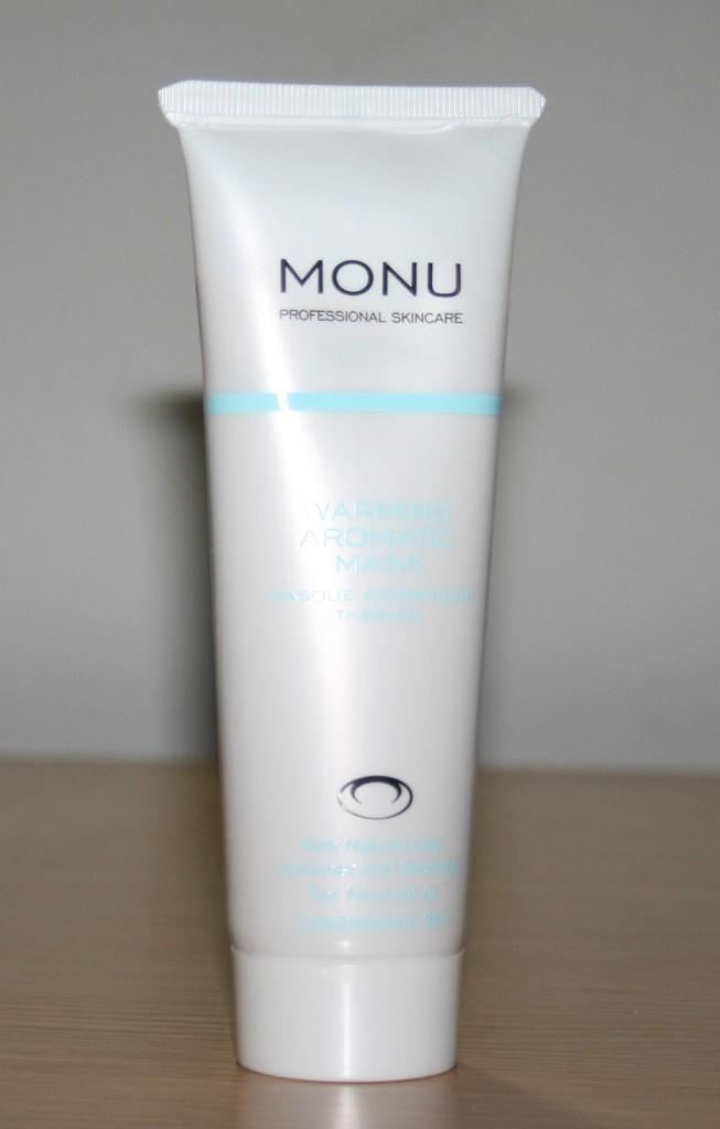 Mask Monday: Monu Aromatic Mask