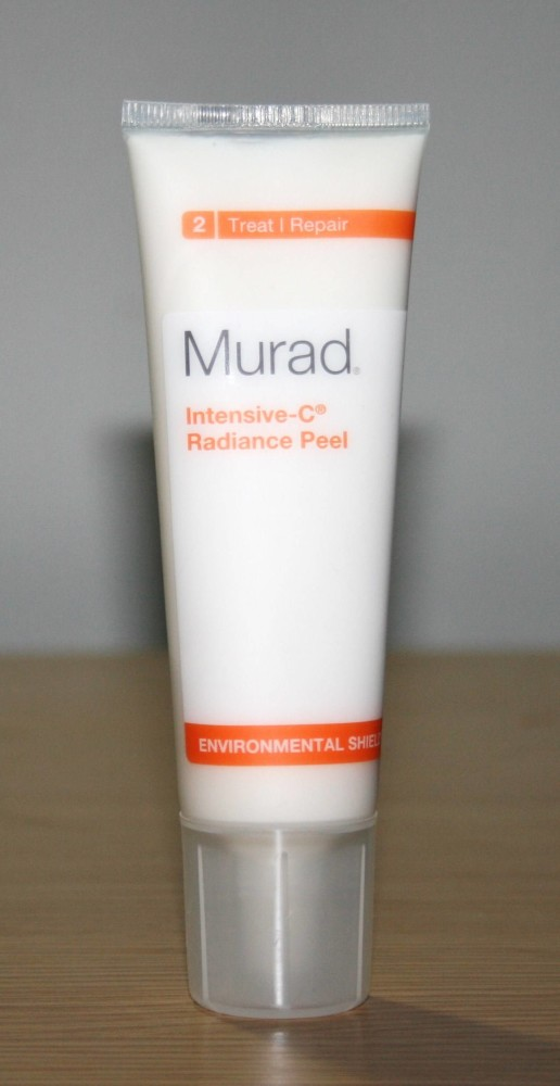 Murad Intensive-C Radiance Peel Review