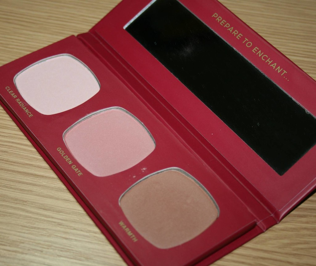 bareMinerals The Royal Court Fan Favourite Face Color Trio