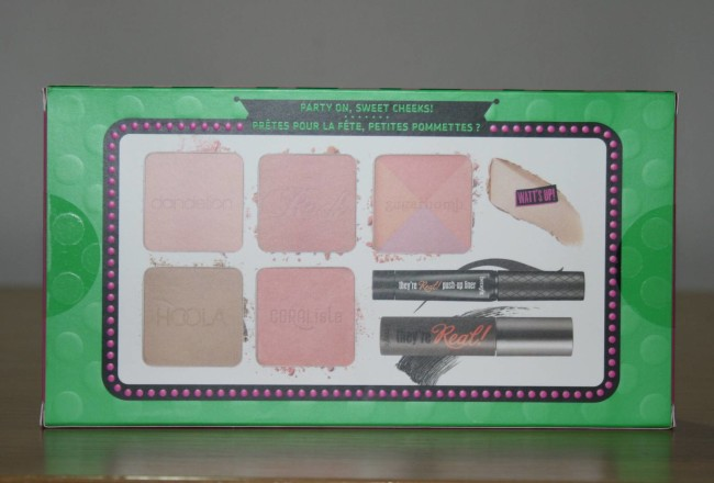 Benefit Real Cheeky Party Set