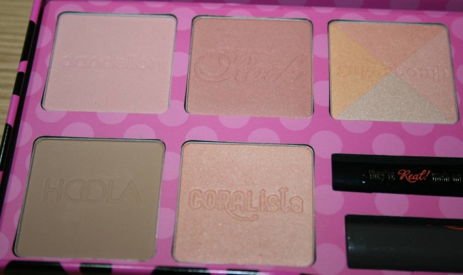 Benefit Real Cheeky Party Set Christmas