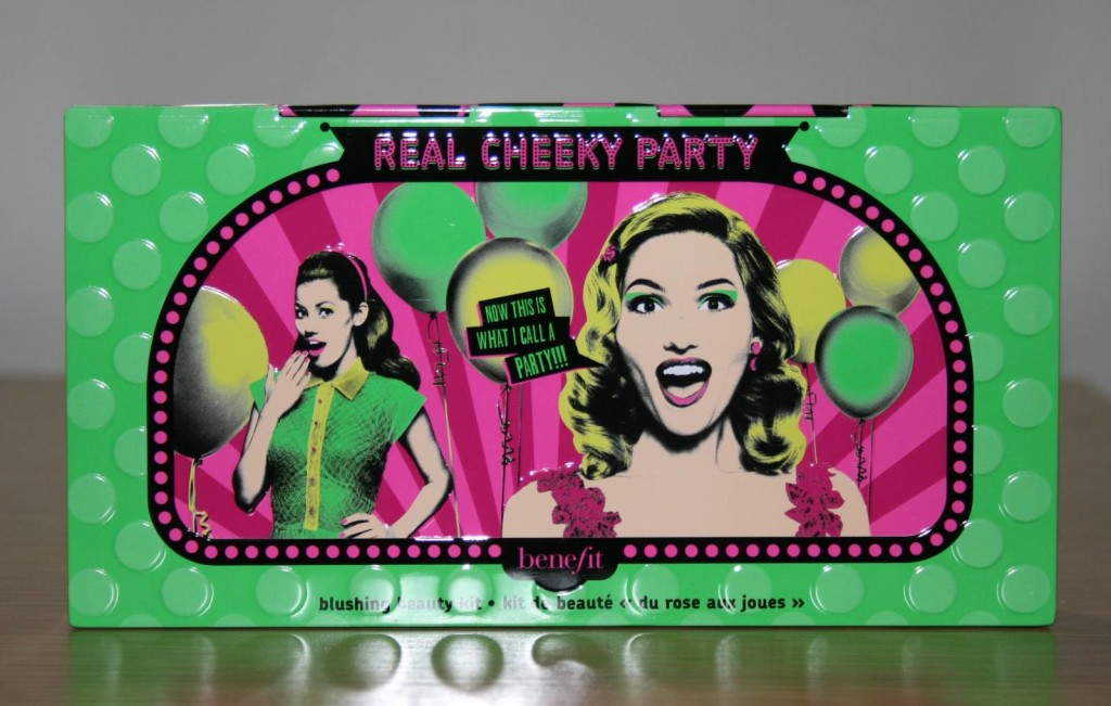 12 Gifts of Christmas 2015: Benefit Real Cheeky Party Set