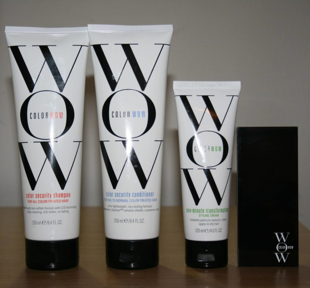 Beauty Deal: Color Wow 4 Piece Complete Colour Care Collection