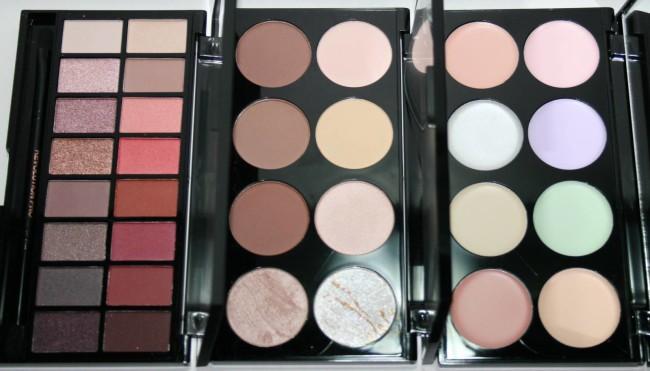 Makeup Revolution Palettes Haul