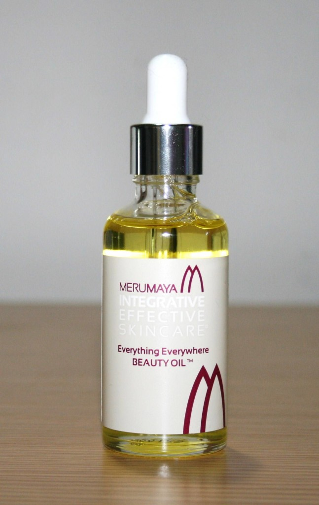 Quick Pick Tuesday: Merumaya Everything Everywhere Beauty Oil