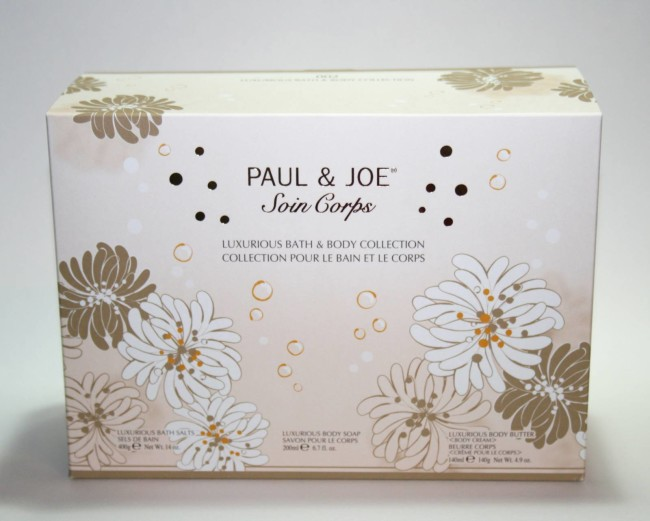 Paul & Joe Luxurious Body Collection Christmas