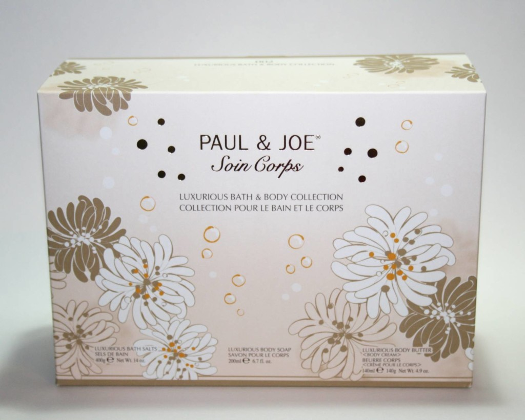 12 Gifts of Christmas: Paul & Joe Luxurious Body Collection
