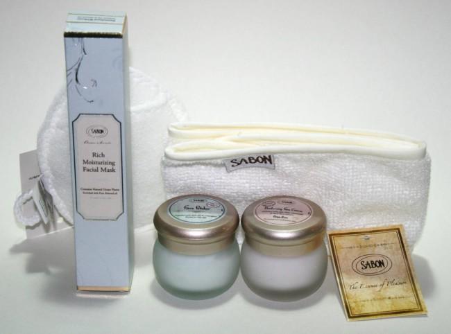 Sabon Facial Kit Review