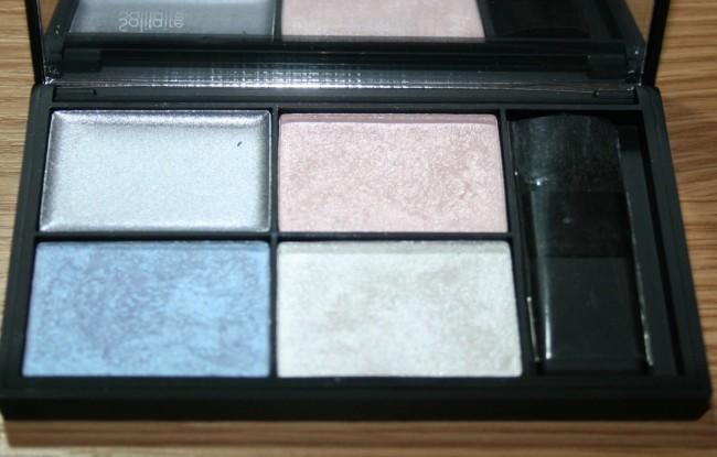 Sleek Midas Touch Highlighting Palette Review