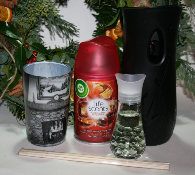 Air Wick Mulled Wine by the Fire  Review