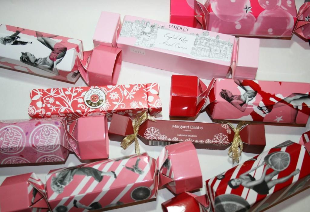 Beauty Christmas Crackers