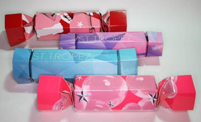 Christmas Beauty Crackers 2015