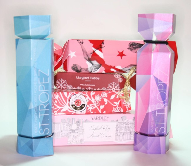 Christmas Beauty Crackers