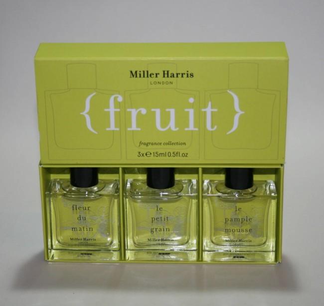 Miller Harris Fruit Set