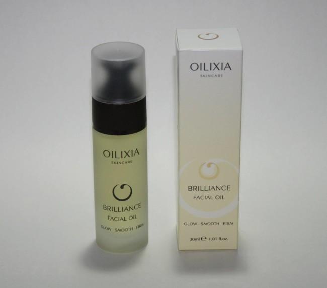 Quick Pick Tuesday: Oilixia Brilliance Facial Oil