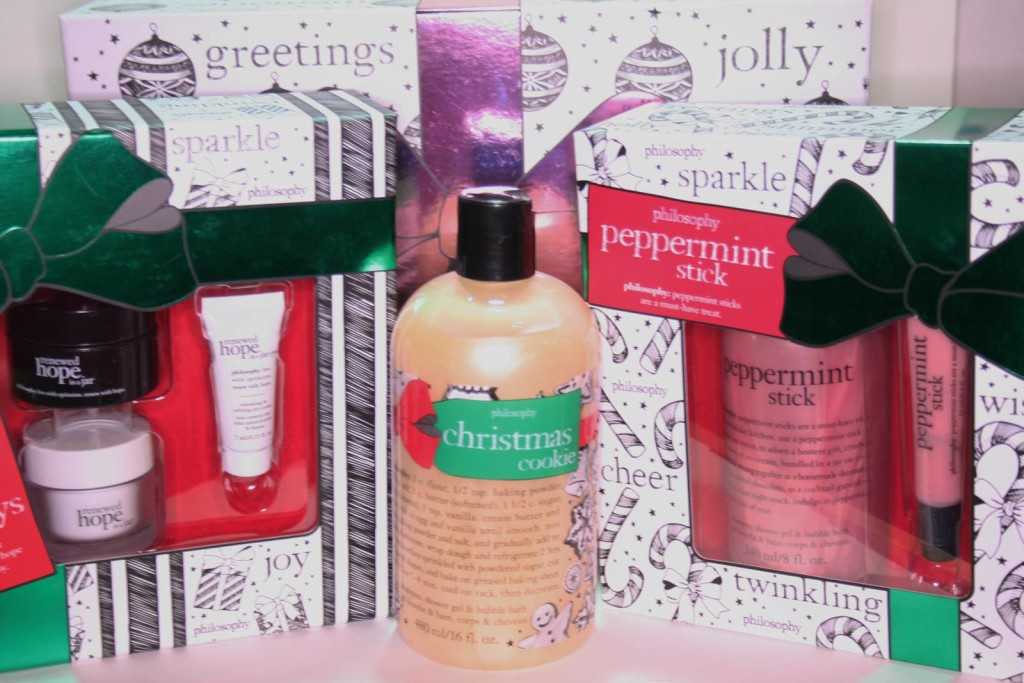 Philosophy Christmas Gift Sets