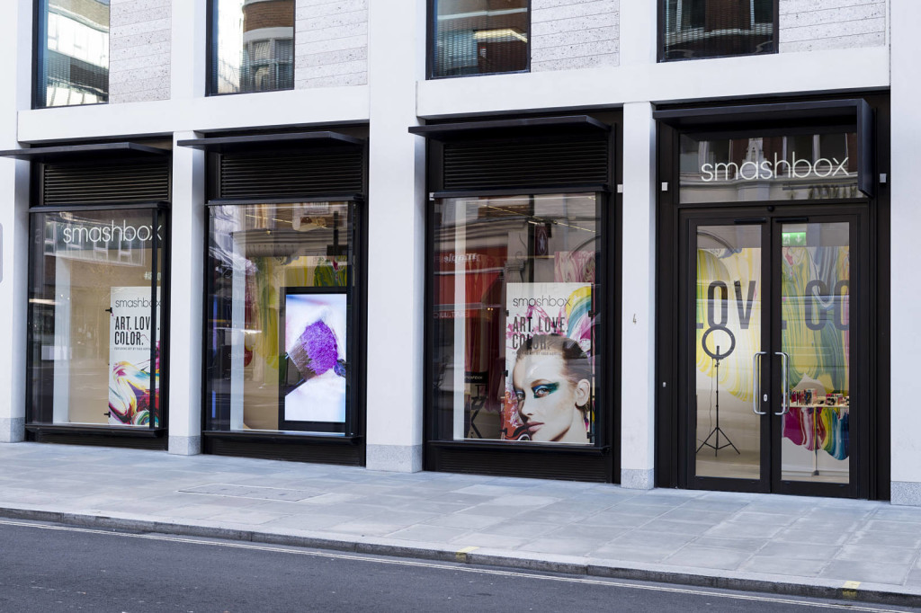 Smashbox Studio Concept Store (London Only)