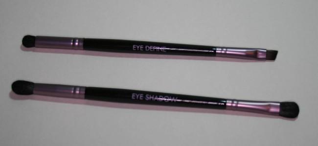 Studio 10 Brush Up Brush Set Eye Brushes