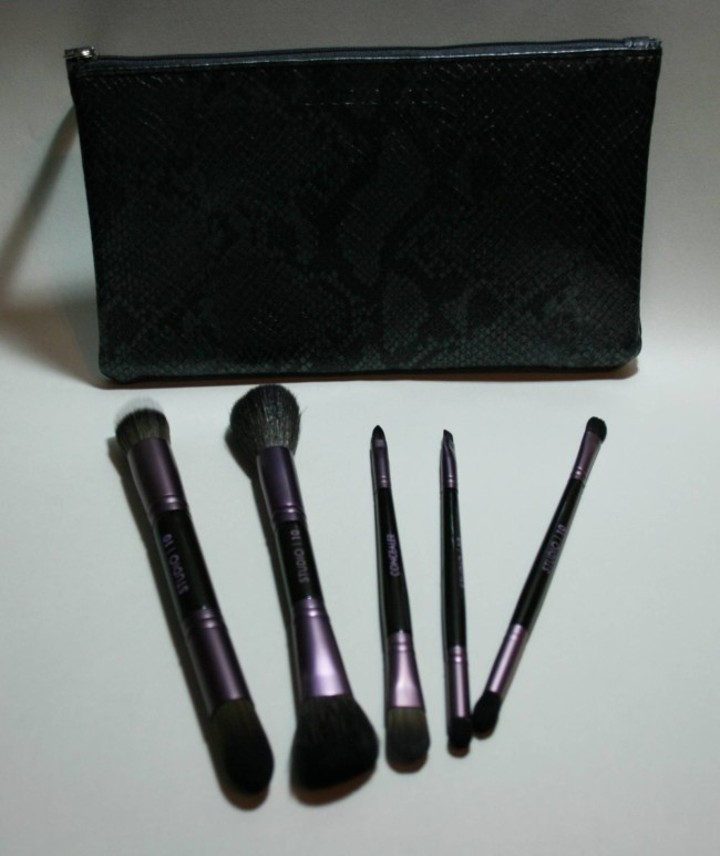 Studio 10 Brush Up Brush Set Review